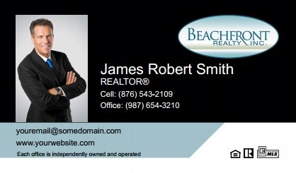 Beachfront-Realty-Business-Card-Compact-With-Medium-Photo-TH17C-P1-L1-D1-Blue-Black-White
