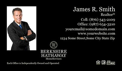 Berkshire hathaway business cards templates designs and online berkshire hathaway business cards bh bc 021 colourmoves