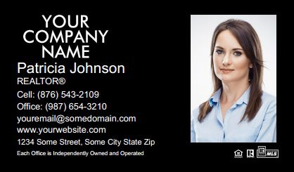 Better Homes And Gardens Business Cards BHG-BC-004
