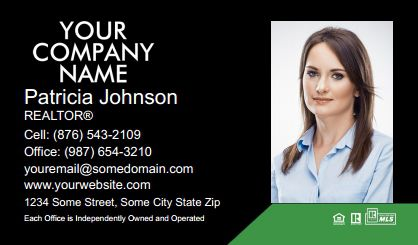 Better Homes And Gardens Business Cards BHG-BC-005