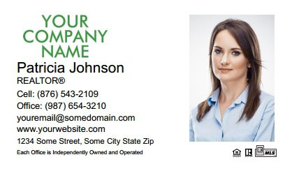 Better Homes And Gardens Business Cards BHG-BC-006
