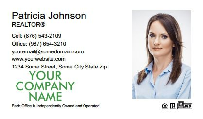 Better Homes And Gardens Business Cards BHG-BC-009