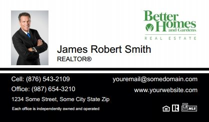 Better homes and gardens business cards stationery for canadian better homes and gardens canada business cards bhgc bc 026 with photo reheart Images