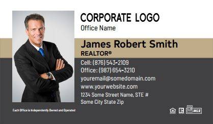 Century 21 Business Card Labels C21-BCL-003