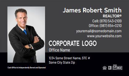 Century 21 Business Card Labels C21-BCL-007