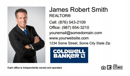 Coldwell Banker Canada Business Cards CBC-BC-001
