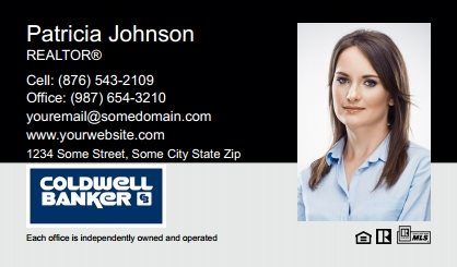 Coldwell Banker Canada Business Cards CBC-BC-003