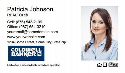 Coldwell Banker Canada Business Cards CBC-BC-004