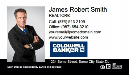 Coldwell Banker Canada Business Cards CBC-BC-005