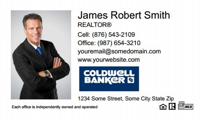 Coldwell Banker Canada Business Cards CBC-BC-006