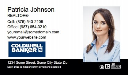 Coldwell Banker Canada Business Cards CBC-BC-007