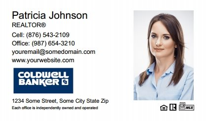 Coldwell Banker Canada Business Cards CBC-BC-008