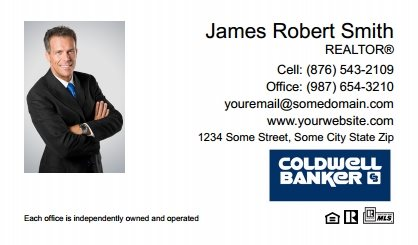 Coldwell Banker Canada Business Cards CBC-BC-009