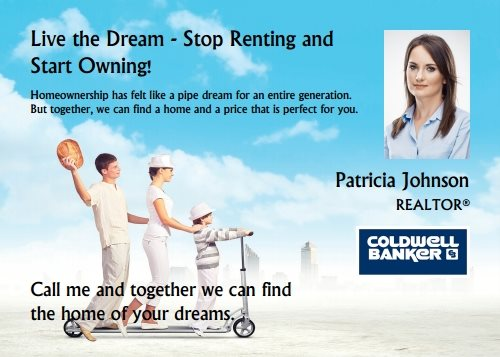 Coldwell Banker Postcards CB-STAPC-001