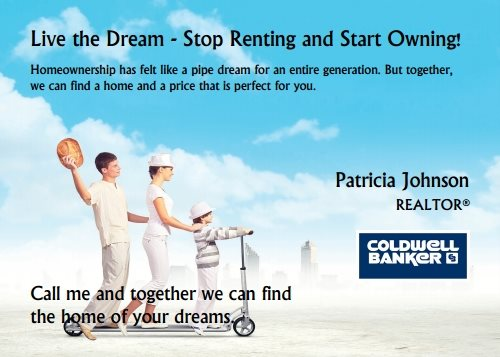 Coldwell Banker Postcards CB-STAPC-002