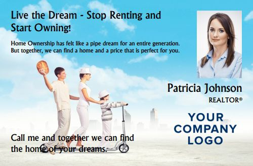 Coldwell Banker Post Cards CB-LETPC-001