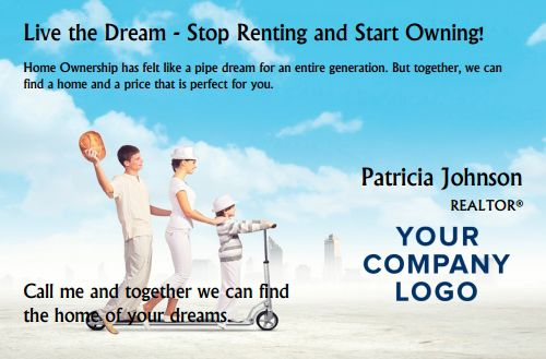 Coldwell Banker Post Cards CB-LETPC-002