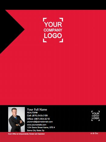 ERA Real Estate Presentation Folders ERA-PF-001