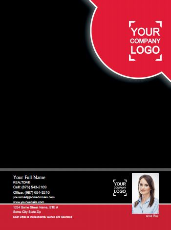ERA Real Estate Presentation Folders ERA-PF-009