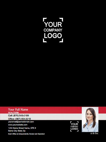 ERA Real Estate Presentation Folders ERA-PF-011