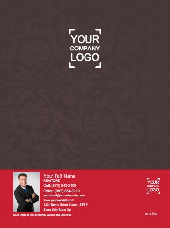 ERA Real Estate Presentation Folders ERA-PF-015