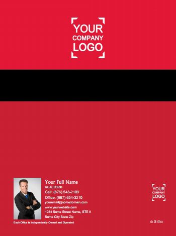 ERA Real Estate Presentation Folders ERA-PF-017
