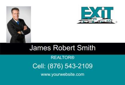 EXIT Realty Car Magnets EXIT-CM-001