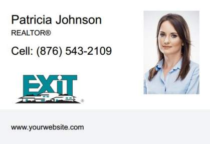 EXIT Realty Car Magnets EXIT-CM-003