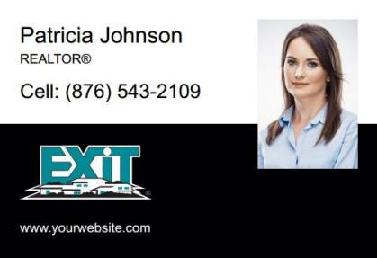 EXIT Realty Car Magnets EXIT-CM-006