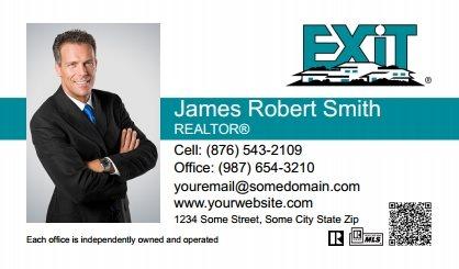 Sure factor exit realty business cards qrc exit bc 058 colourmoves