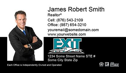 Exit Digital Business Cards EXIT-EBC-005