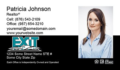 Exit Digital Business Cards EXIT-EBC-006