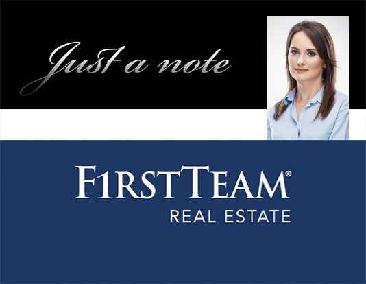First Team Real Estate Note Cards FTRE-NC-011