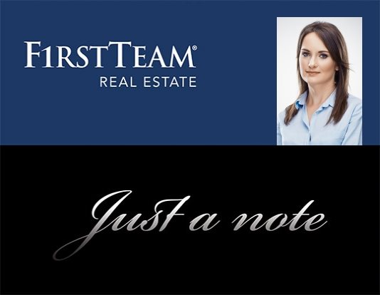 First Team Real Estate Note Cards FTRE-NC-013