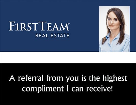 First Team Real Estate Note Cards FTRE-NC-017