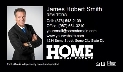Home Real Estate Digital Business Cards HRE-EBC-001