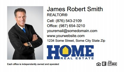 Home Real Estate Digital Business Cards HRE-EBC-003