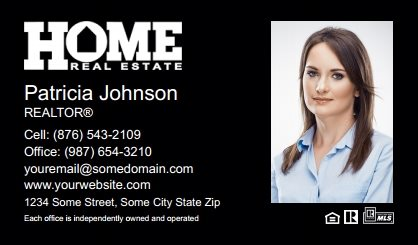 Home Real Estate Digital Business Cards HRE-EBC-004
