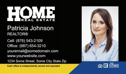 Home Real Estate Digital Business Cards HRE-EBC-005