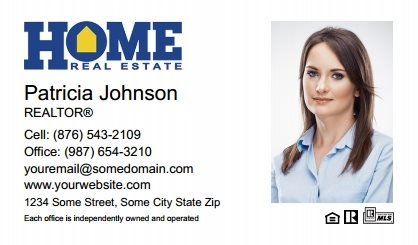 Home Real Estate Digital Business Cards HRE-EBC-006