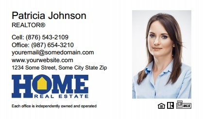 Home Real Estate Digital Business Cards HRE-EBC-009