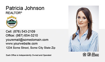 HomeLife Business Cards HL-BC-002