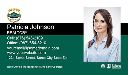HomeLife Business Cards HL-BC-004