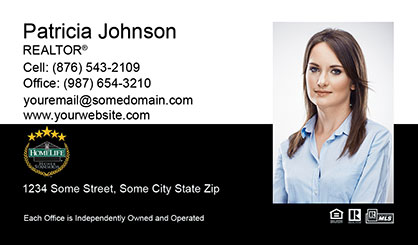 HomeLife Business Cards HL-BC-006