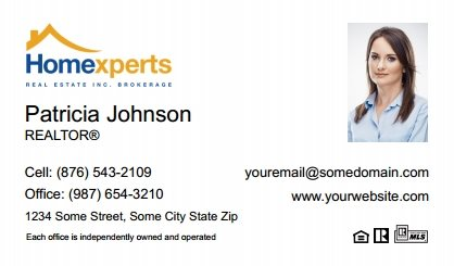 Homeexperts-Canada-Business-Card-Compact-With-Small-Photo-T2-TH24W-P2-L1-D1-White