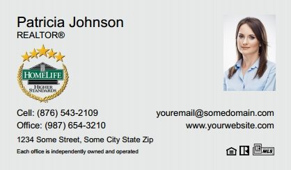 Homelife Canada Business Card Magnets HLC-BCM-005