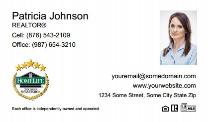 Homelife Canada Business Card Magnets HLC-BCM-006