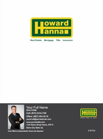 Howard Hanna Presentation Folder HH-PF-001