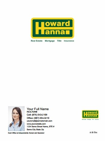 Howard Hanna Presentation Folder HH-PF-003