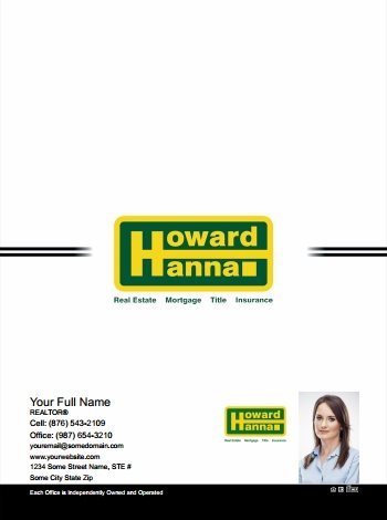 Howard Hanna Presentation Folder HH-PF-005